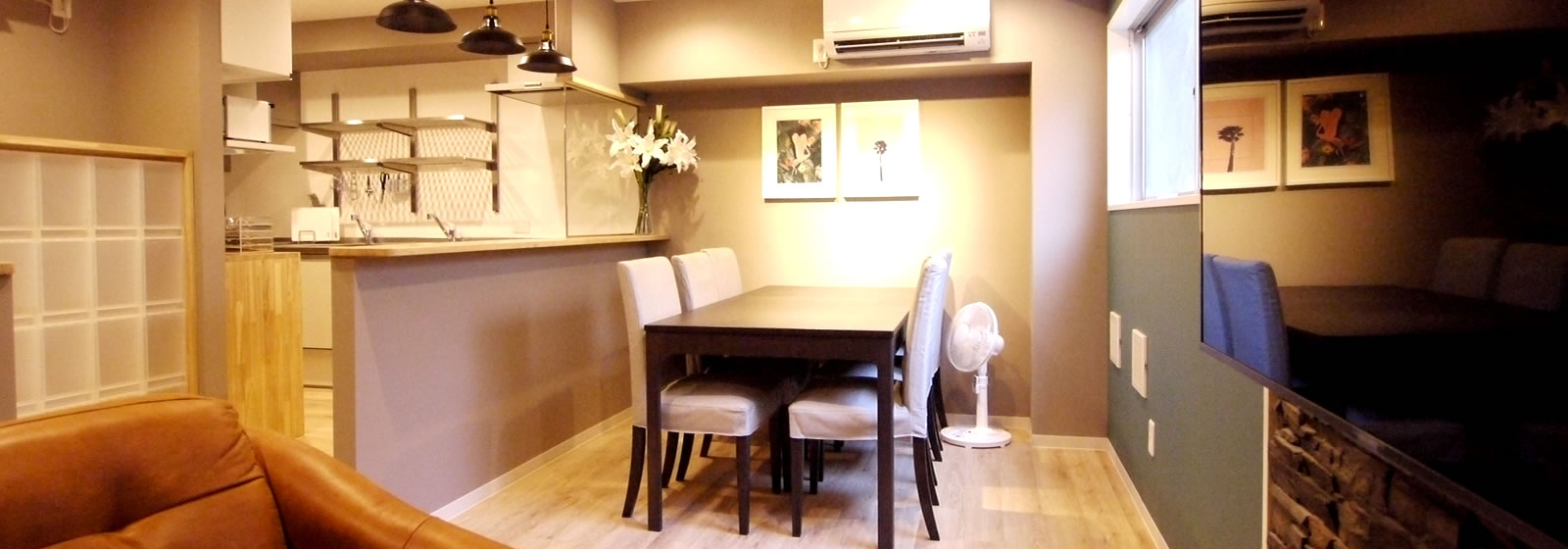 Couverture KinshichoⅡ JR, Metro 2 accessible & private rooms with shower. 58,000 yen to 76,000 yen