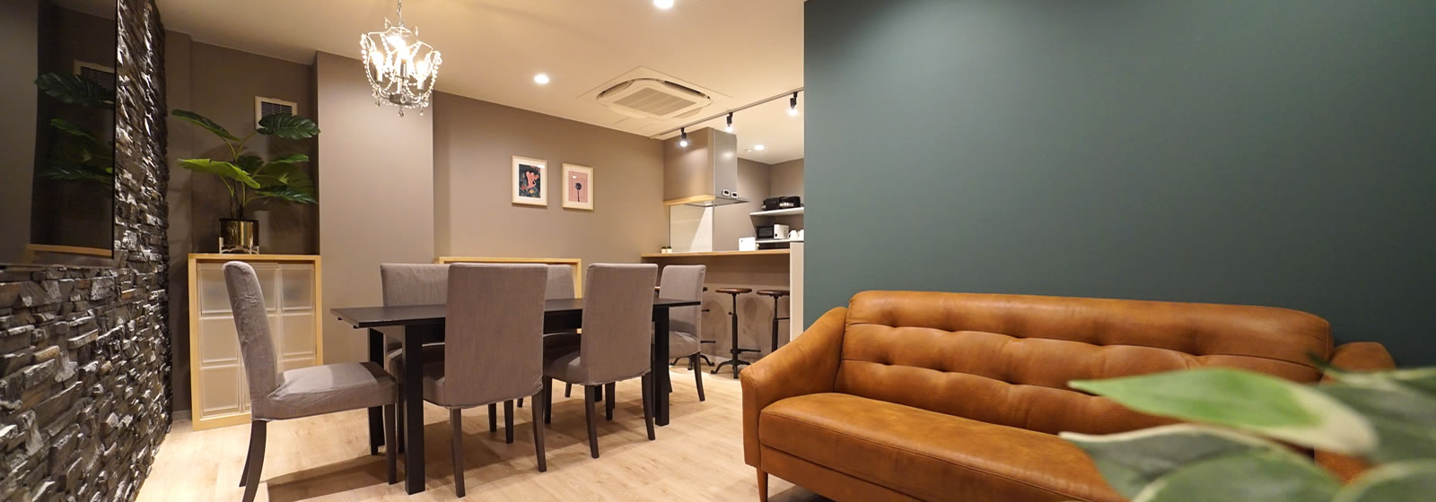 Couverture Ueno-matsugaya Male and female OK share house which opened in February 2019. FROM 42,000 yen