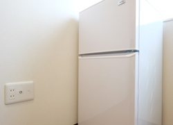 2door refrigerator for all room.