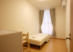 Room212 64,000yen With balcony.
