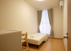 Room211 64,000yen With balcony.