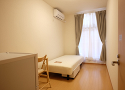 Room209 64,000yen With balcony.