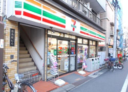 Convenience store.